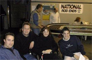 secsouthend2001medwayteam