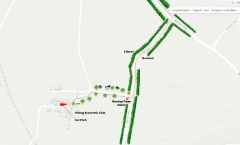 Brenley Farm access